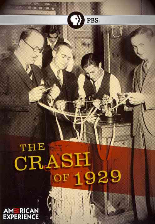 AMERICAN EXPERIENCE:CRASH OF 1929 BY AMERICAN EXPERIENCE (DVD)